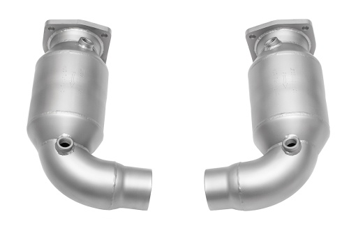 Soul Performance Products Porsche 991 Turbo Sport Catalytic Converters - Product