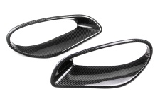 Porsche Agency Power Carbon Fiber Side Air Ducts