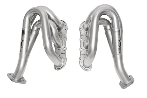 Soul Porsche GT4 Competition Headers