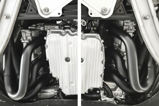 Soul Performance 981 Competition Headers – Installed Overview