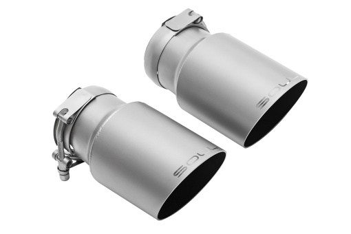 Soul Straight Cut Single Wall Exhaust Tips