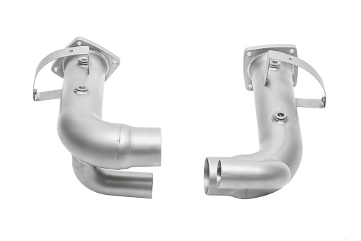 Porsche 991.2 Carrera (with PSE) Cat Bypass Pipes - Product