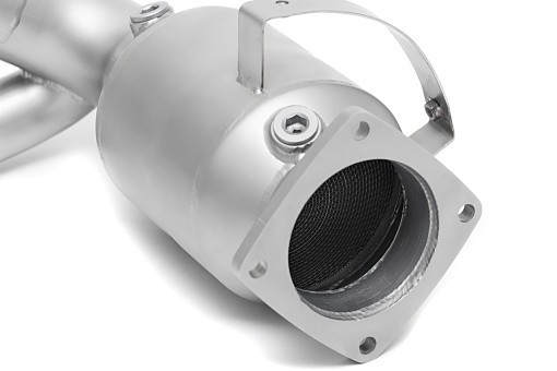 Soul Performance 991.2 Carrera (with PSE) Sport Catalytic Converters - Cat Detail