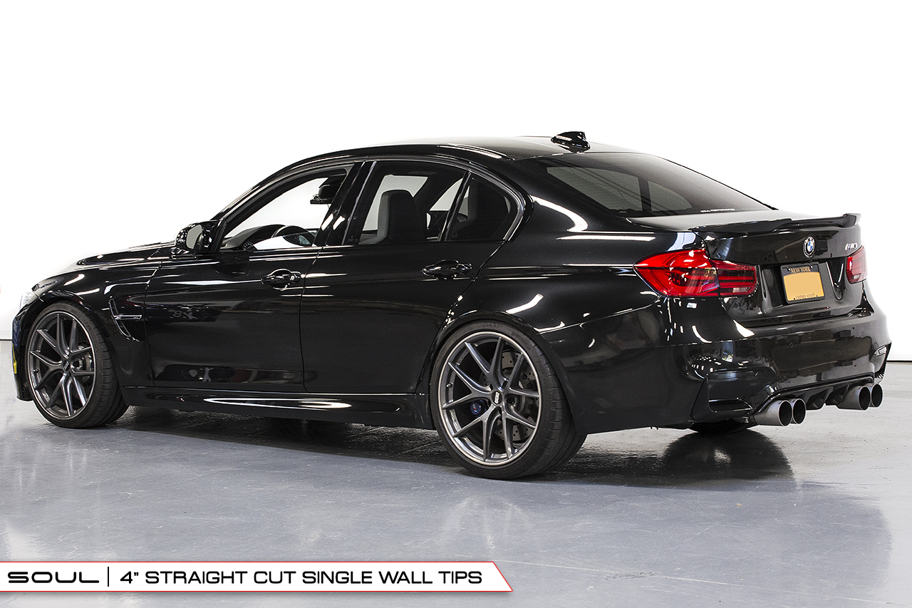 Bmw F80 M3 F82 M4 Valvetronic Exhaust System Soul