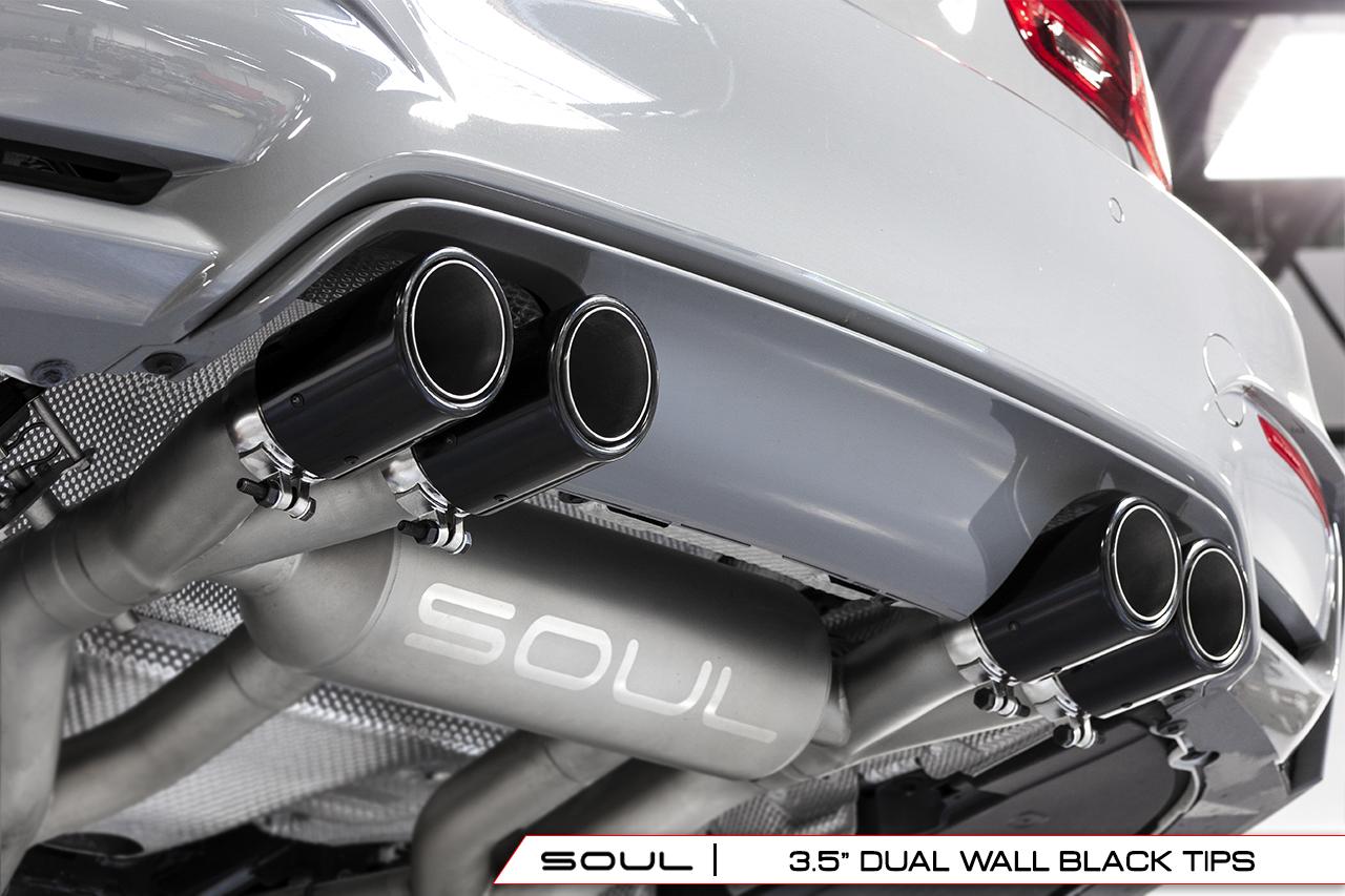 BMW F80 M3 / F82 M4 Valvetronic Exhaust System
