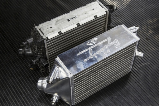 SOUL Performance ByDesign Porsche 991 Turbo Intercoolers - Product