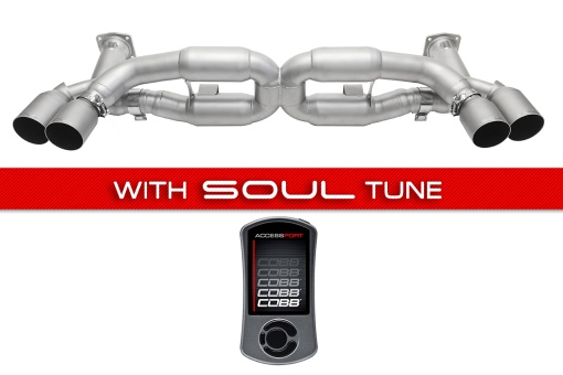 Soul Performance Products 991 Turbo Competition Package