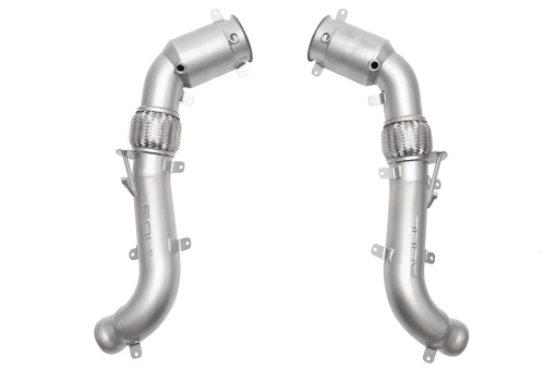 Soul Performance Products McLaren 570S Sport Downpipes - Product