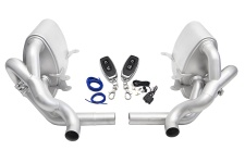 SOUL Porsche 997.1 Carrera Valved Exhaust - Product VC