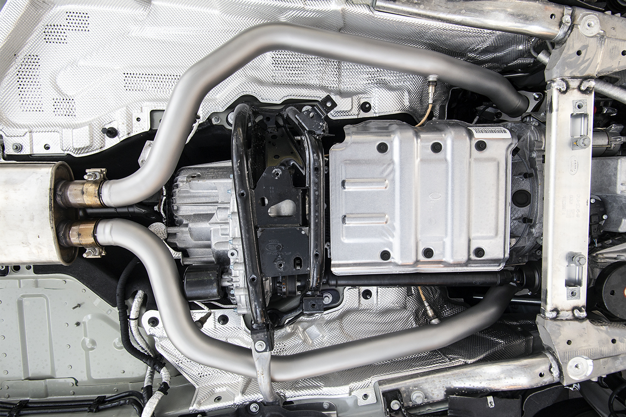 Range Rover Willow Grove >> Range Rover Sport / Sport Supercharged V8 Cat Bypass Downpipes - Soul Performance ProductsSoul ...