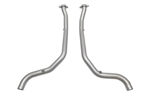 Soul Performance Products Range Rover Supercharged Cat Bypass Downpipes - Product