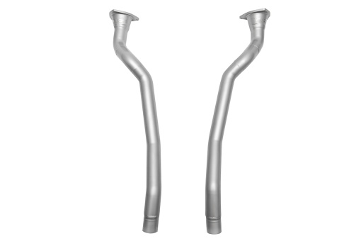 SOUL Ferrari FF Cat Bypass Pipes - Product