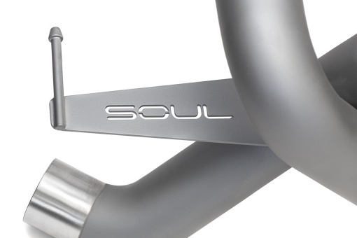 Soul Performance Products McLaren 570S Sport Exhaust - Details