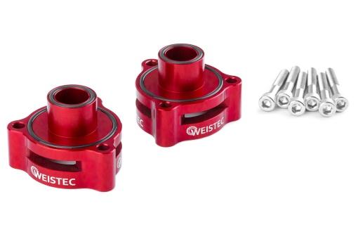 McLaren 570S / 570GT / 540C Weistec VTA Adapters Full Set