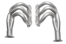 Long tube competition headers performance part for the Porsche 991.1 - Soul Performance Parts